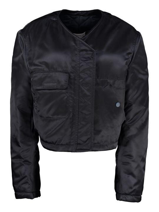 Maison Margiela Nylon Padded Jacket