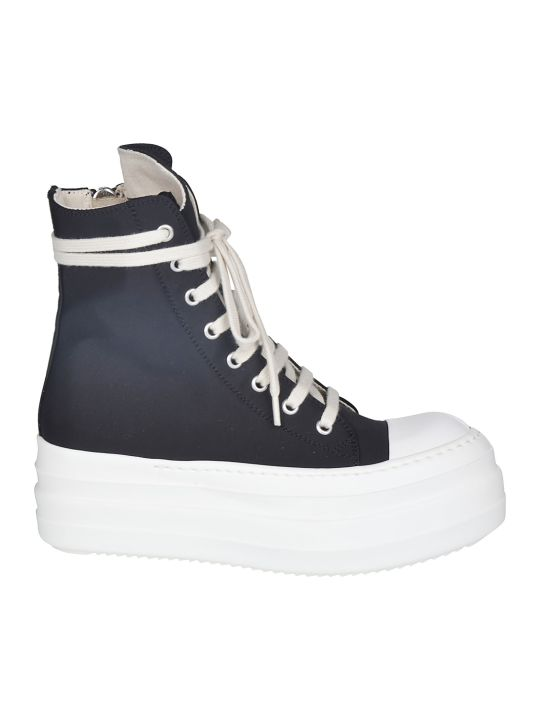 DRKSHDW Double Bumber High-top Sneakers