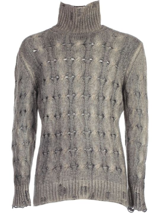 Avant Toi Sweater L/s Turtle Neck