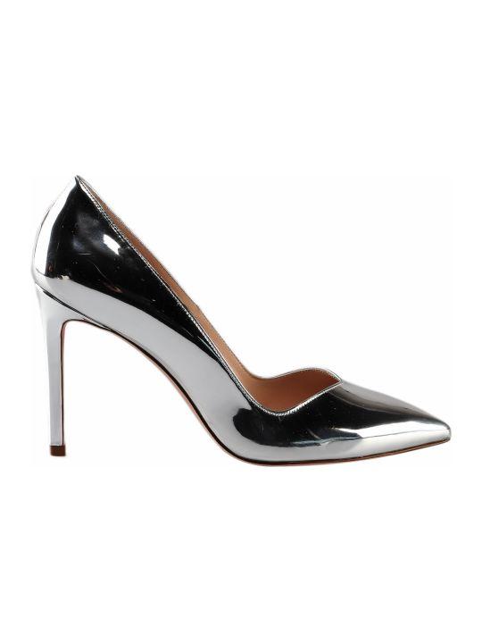 Stuart Weitzman Liq Mirror Shoes