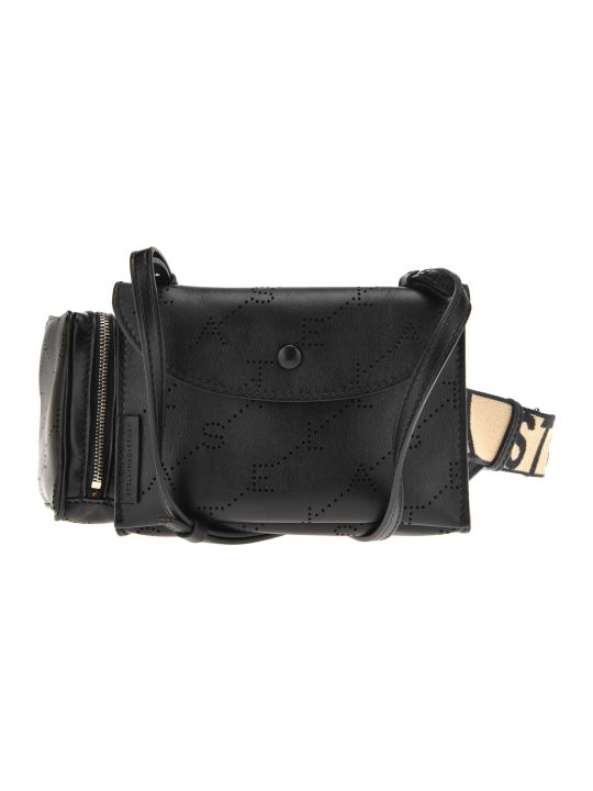Stella McCartney Utility Belt Bag Monogram   Monogram Alt