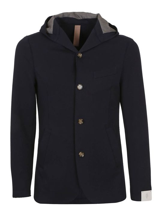 Eleventy Buttoned Jacket