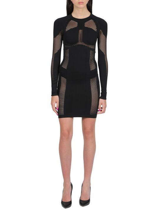 Ben Taverniti Unravel Project Ben Taverniti - Unravel Project Seamless Mesh Short Dress