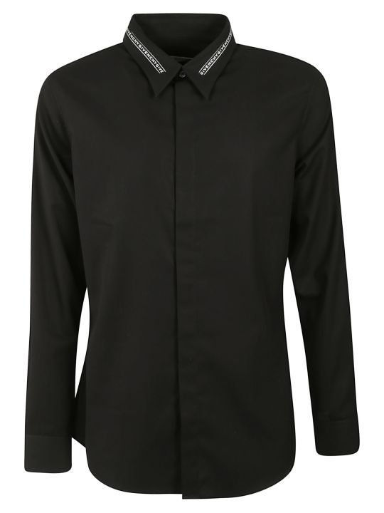 Givenchy Concealed Shirt