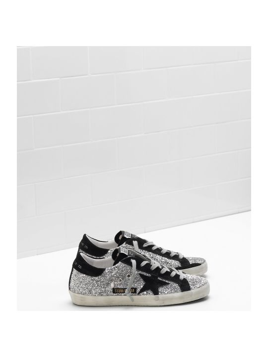 Golden Goose Sneaker Superstar Glitter