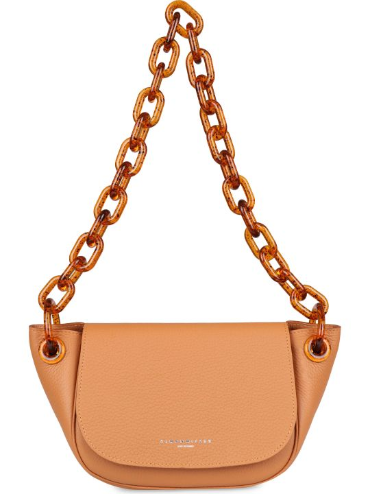 Simon Miller S821 Bend Leather Shoulder Bag