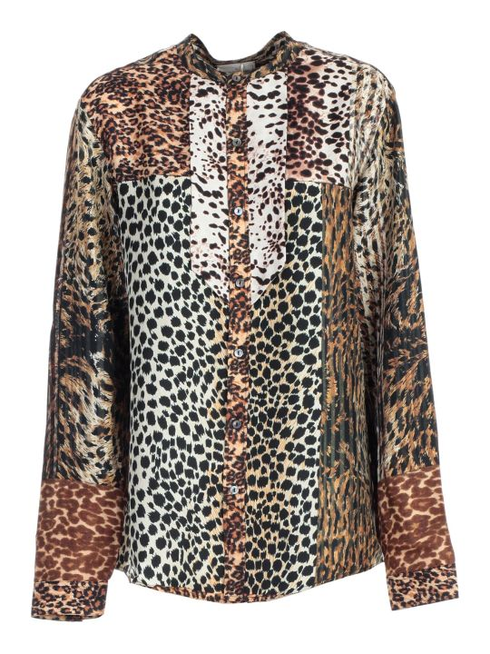 Pierre-Louis Mascia Shirt L/s Animalier