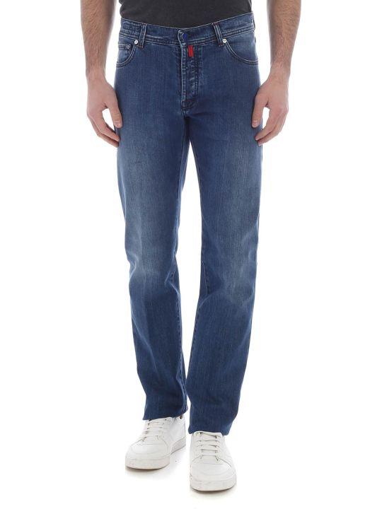 Kiton Cotton Jeans