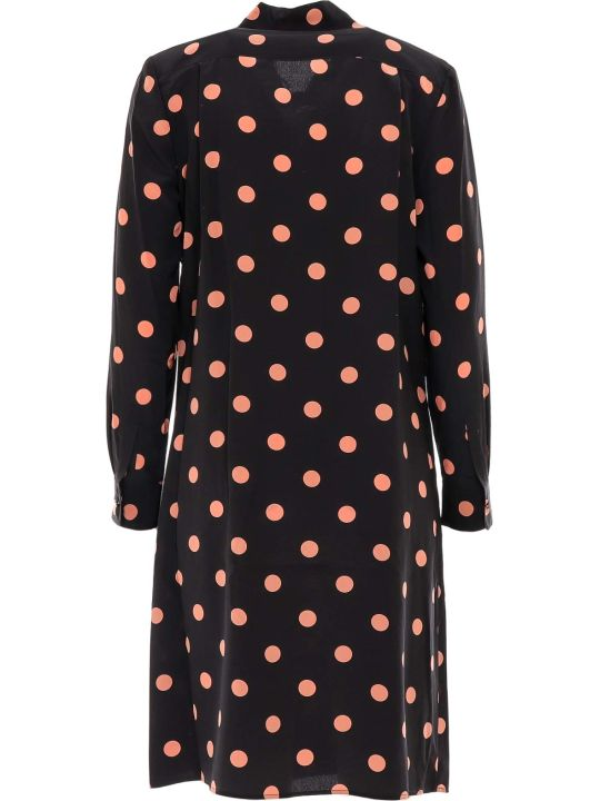 Tory Burch Printed Ruffle Bow Dress