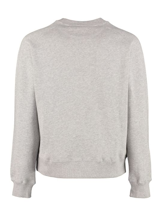 Maison Labiche Cotton Crew-neck Sweatshirt