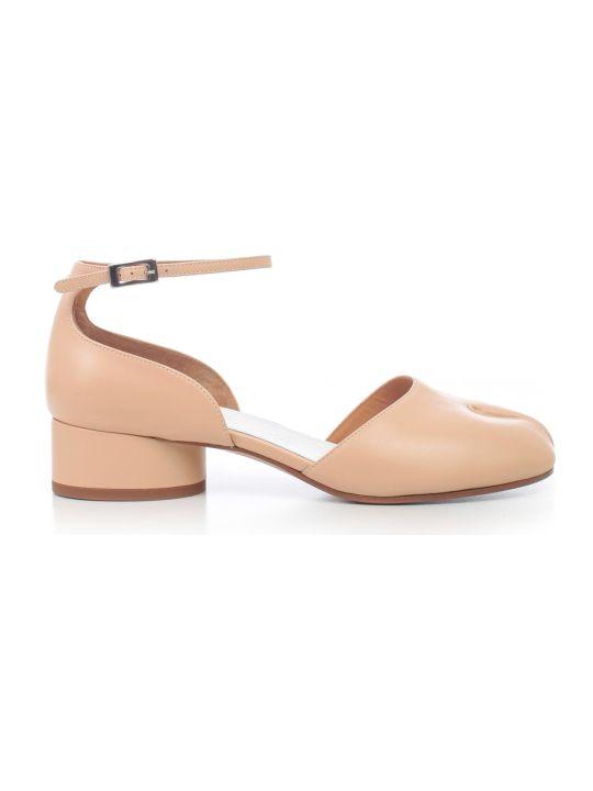 Maison Margiela Tabi Toe Block Heel Sandals