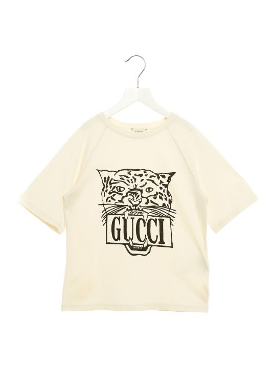 Gucci 'tiger Gucci' T-shrit
