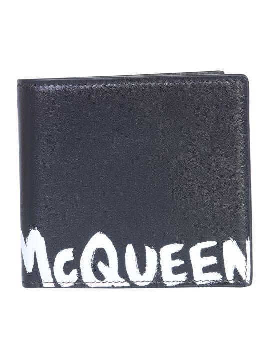 Alexander McQueen Wallet With Logo
