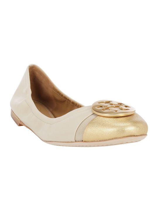 Tory Burch Minnie Cap-toe Ballet