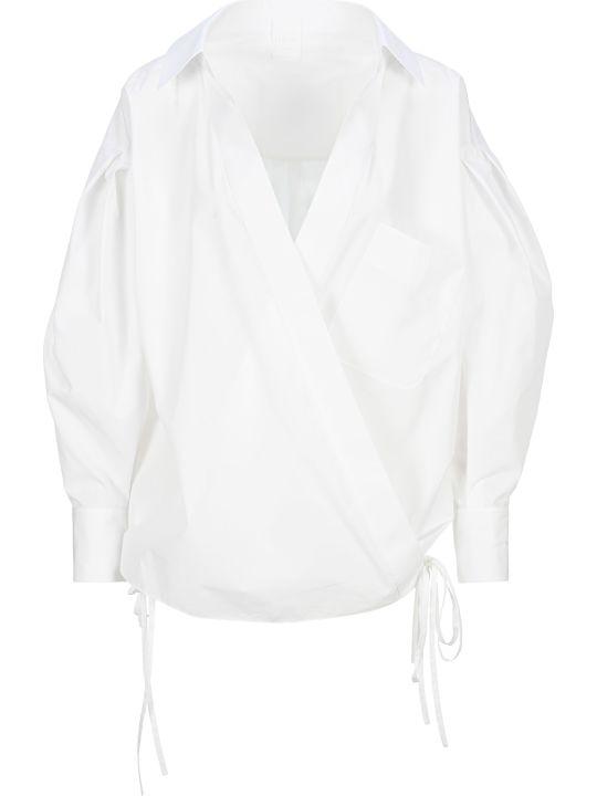 Valentino Wrap Shirt