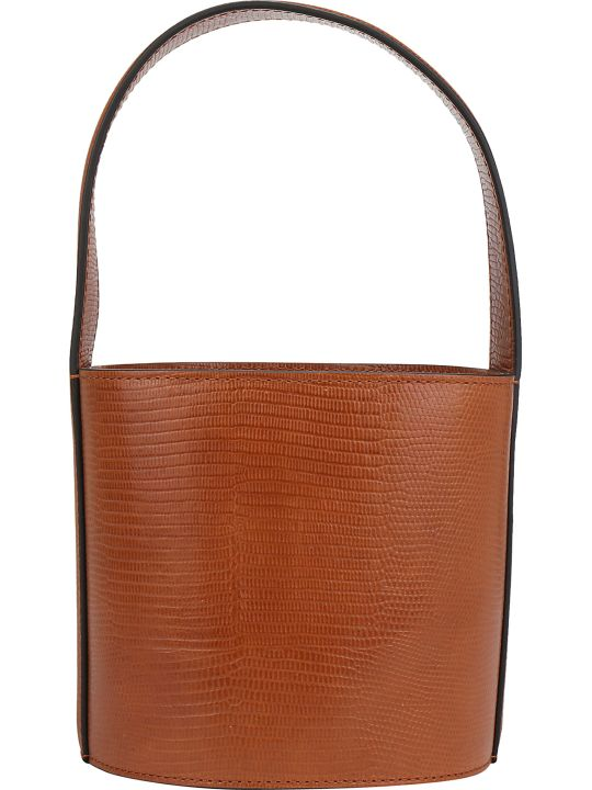 STAUD Mini Basset Bucket Bag