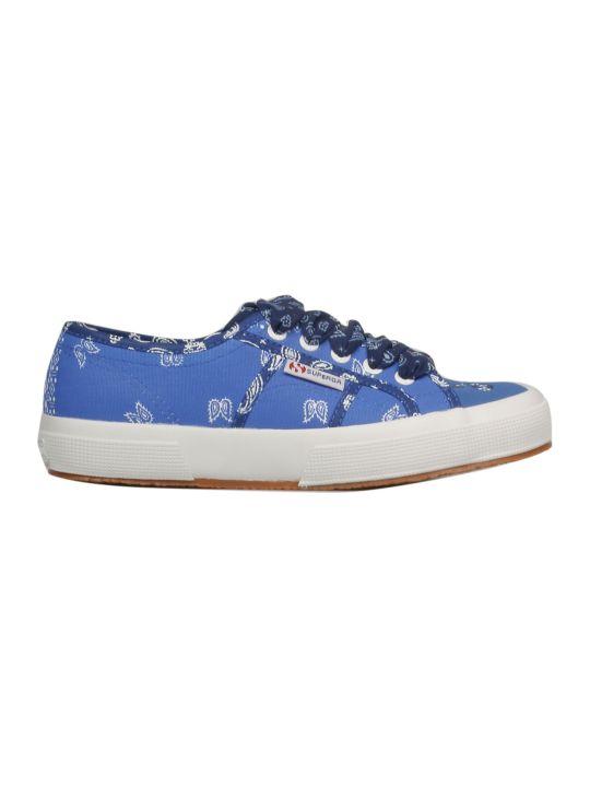 Alanui X Superga Bandana Sneakers