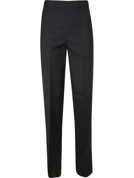 Les Coyotes De Paris Straight Leg Trousers