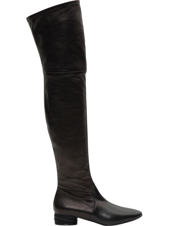Casadei Ovwer-the-knee Boots