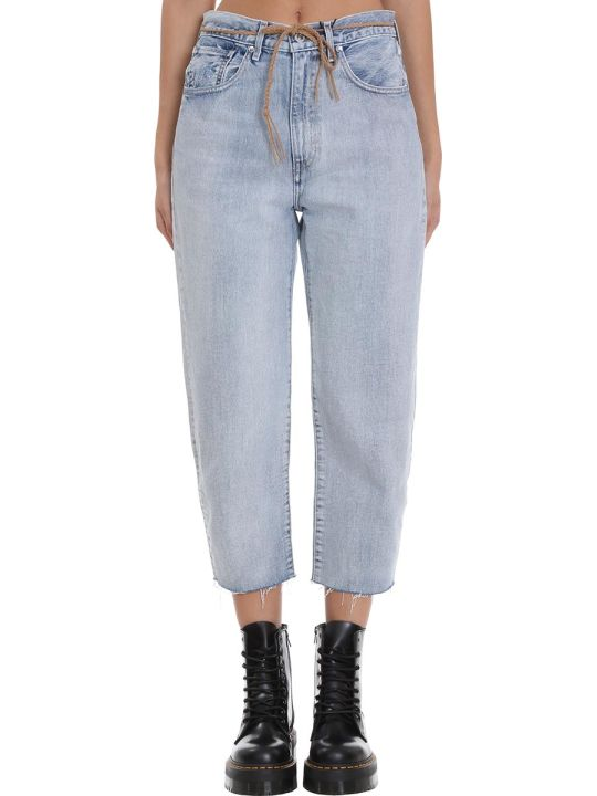 Levi's Jeans In Cyan Denim