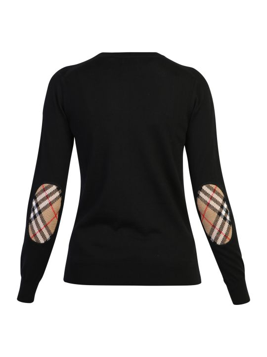 Burberry Checked Sweater