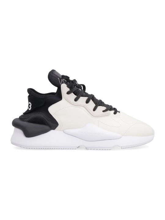 Y-3 Kaiwa Low-top Sneakers