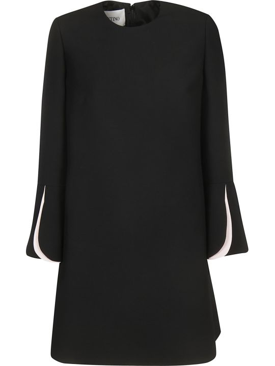 Valentino Rear Zipped Dress