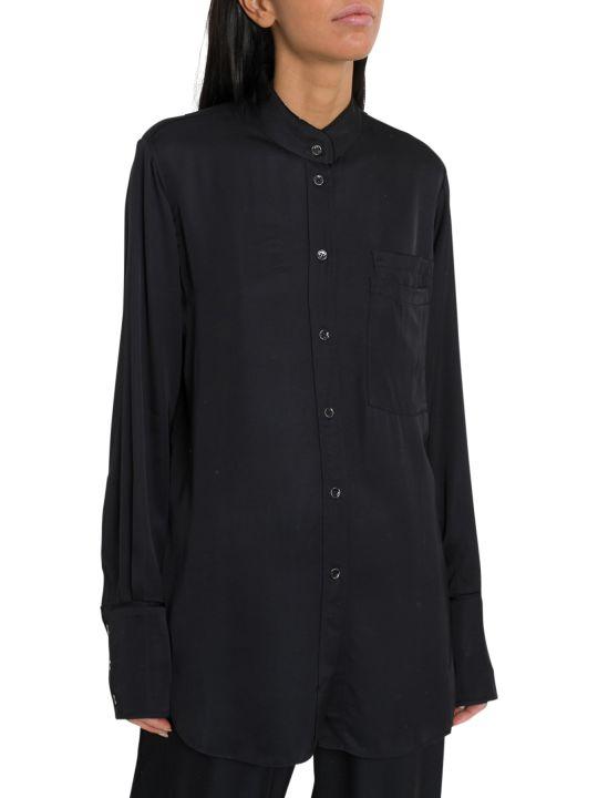 Acne Studios Pyjama Top Black