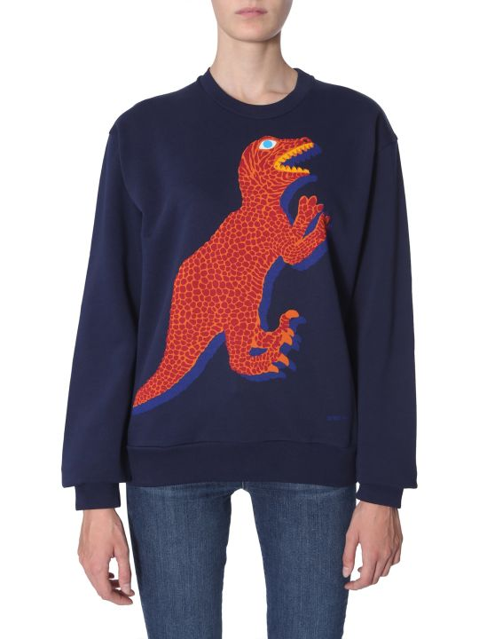 PS by Paul Smith Dino Print Sweatshirt