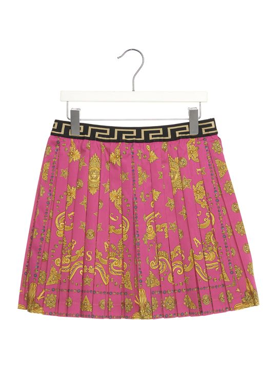 Young Versace 'barocco' Skirt