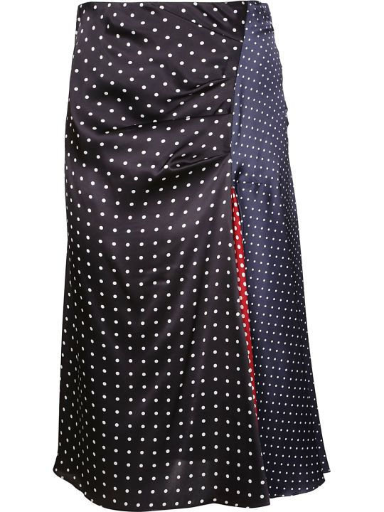 SportMax Patterned Skirt
