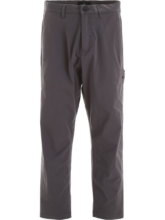 Stone Island Shadow Project Wide Leg Trousers