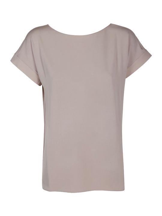 Giorgio Armani Draped T-shirt