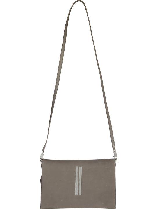 Rick Owens Stripe Detail Crossbody Bag