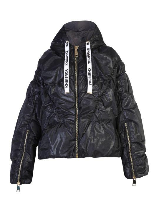 Khrisjoy Organza Padded Jacket