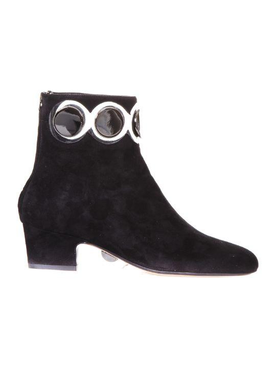 Samuele Failli Bowie Booty Ankle Boots