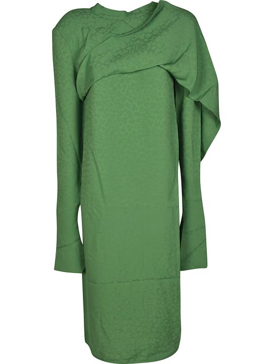 MATÉRIEL Patterned Dress
