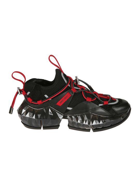 Jimmy Choo Diamond Trail Sneakers