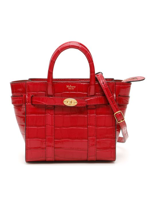 Mulberry Micro Zipped Bayswater