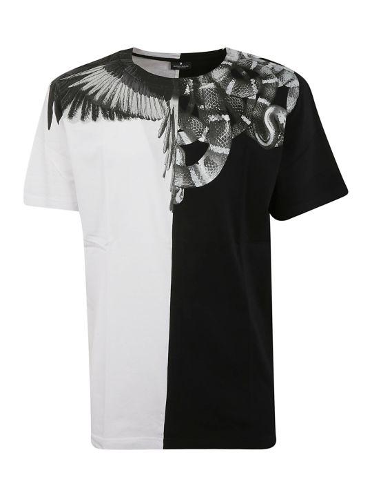 Marcelo Burlon Wings & Snake Printed T-shirt