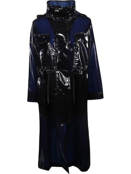 SportMax Drawstring-waist Raincoat