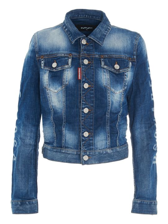 Dsquared2 'classic Jean' Jacket