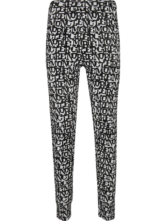 Moncler Genius Allover Logo Trousers