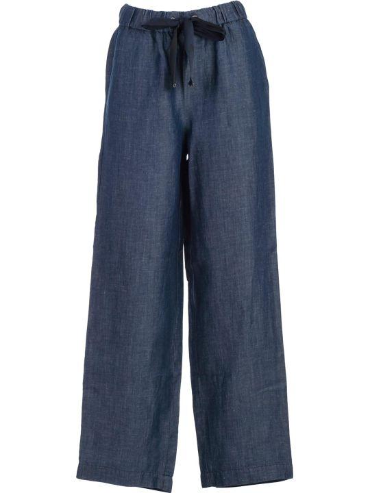 Emporio Armani Elasticated Waist Trousers