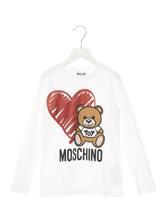 Moschino 'teddy Cuore' T-shirt