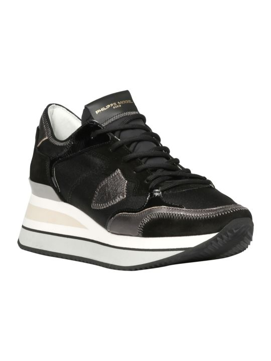 Philippe Model Triomphe L D Modal Sneakers