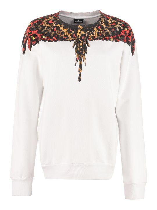 Marcelo Burlon Cotton Crew-neck Sweatshirt