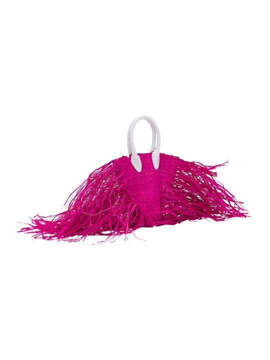 Jacquemus Le Petit Baci Mini Shopper Bag