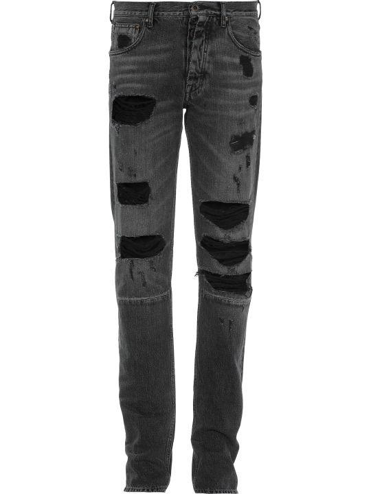 Ben Taverniti Unravel Project Cotton Jeans