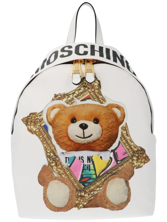 Moschino 'teddy Cornice Destroy' Bag